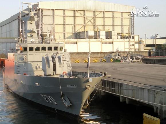 Visita Macaé 7-8-2015 - foto 26 Poder Naval