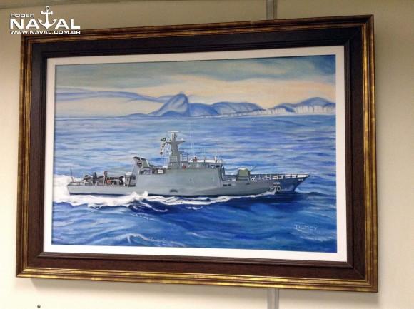 Visita Macaé 7-8-2015 - foto 31 Poder Naval