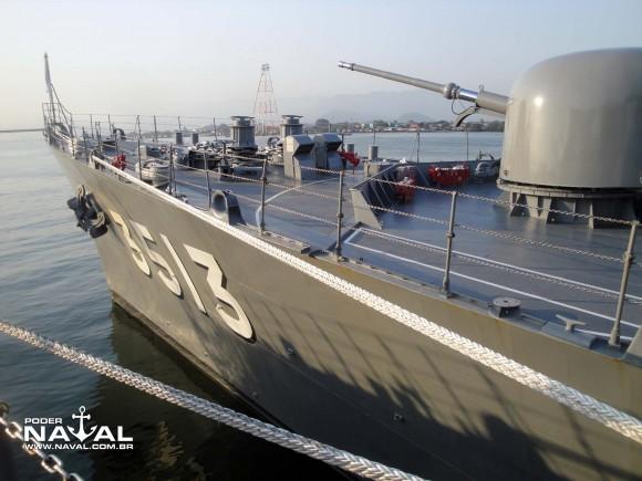 Visita navios japoneses Santos 7-8-2015 - foto 10 Poder Naval