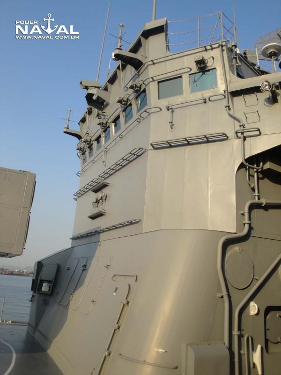 Visita navios japoneses Santos 7-8-2015 - foto 11 Poder Naval