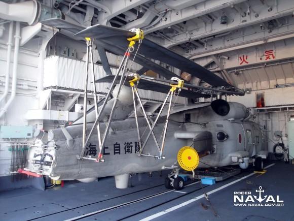 Visita navios japoneses Santos 7-8-2015 - foto 17 Poder Naval