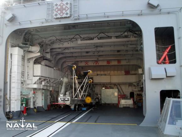 Visita navios japoneses Santos 7-8-2015 - foto 24 Poder Naval