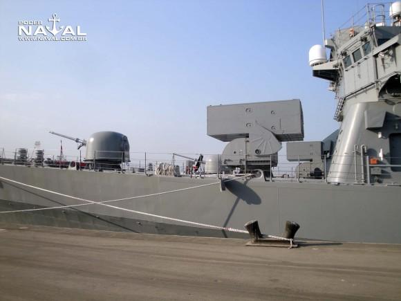 Visita navios japoneses Santos 7-8-2015 - foto 3 Poder Naval