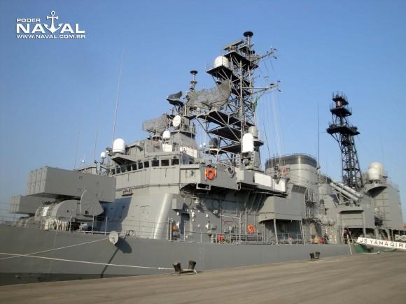 Visita navios japoneses Santos 7-8-2015 - foto 4 Poder Naval