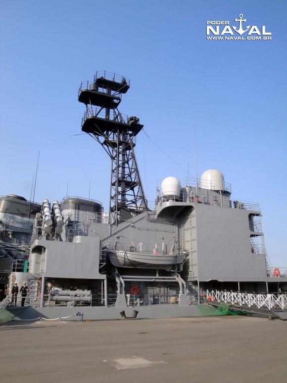 Visita navios japoneses Santos 7-8-2015 - foto 6 Poder Naval
