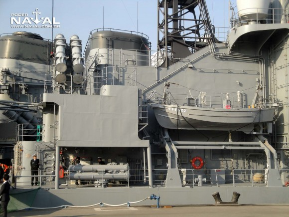 Visita navios japoneses Santos 7-8-2015 - foto 7 Poder Naval