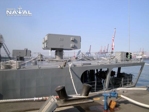 Visita navios japoneses Santos 7-8-2015 - foto 8 Poder Naval