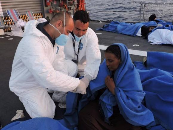 Barroso - resgate refugiados Mediterraneo - foto 6 facebook MB