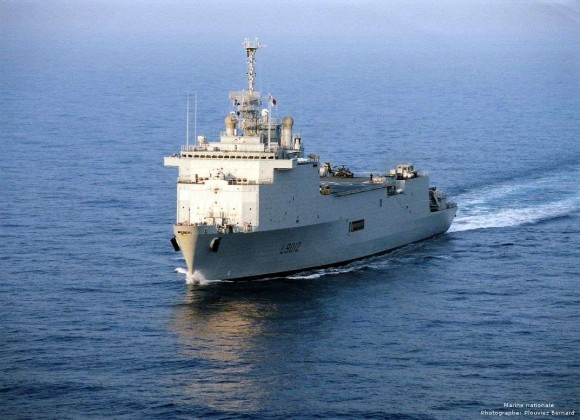 Siroco - foto Marine Nationale