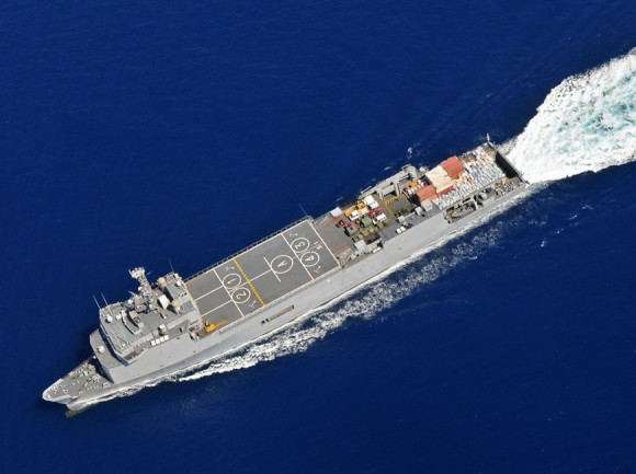 Siroco - foto via Mer et Marine