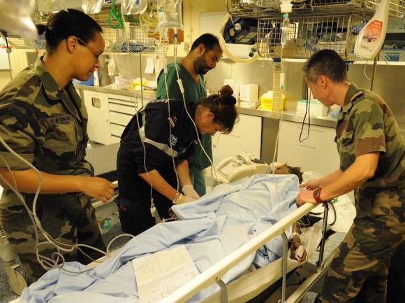 Siroco - hospital