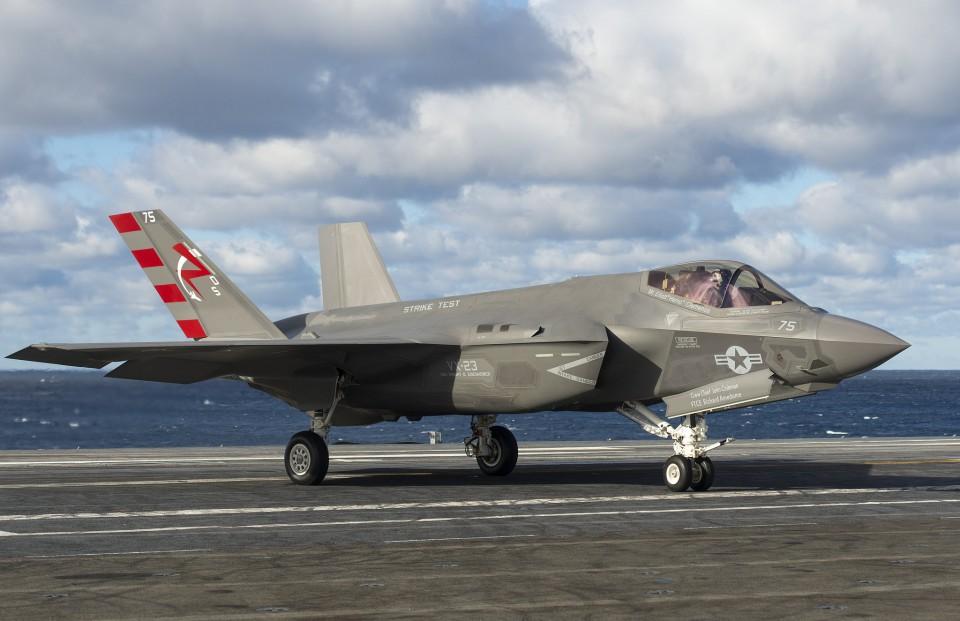F-35C 2