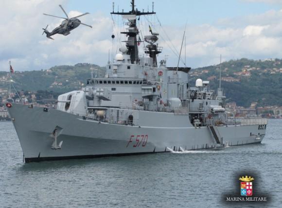 Maestrale - foto 1 Marinha Italiana