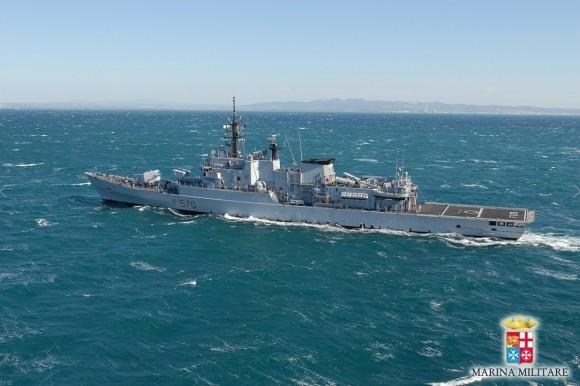 Maestrale - foto 2 Marinha Italiana