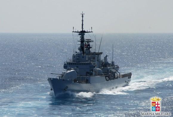 Maestrale - foto 3 Marinha Italiana