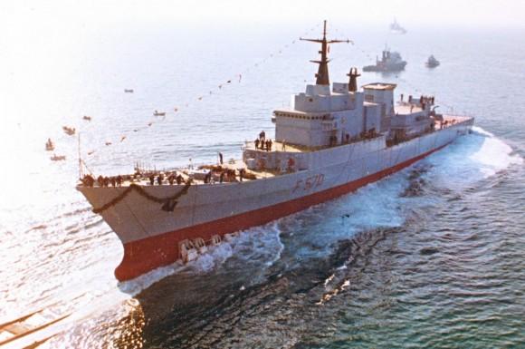 Maestrale - foto 4 Marinha Italiana