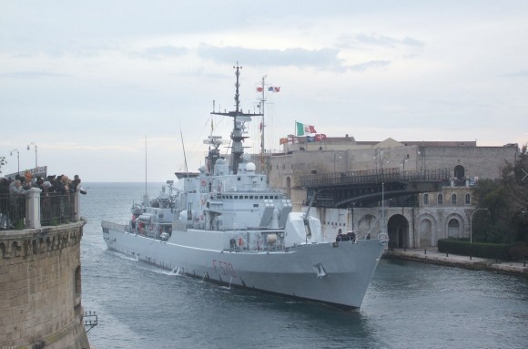 Maestrale - foto 6 Marinha Italiana