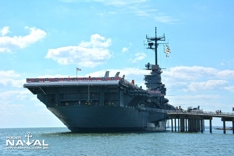 USS Lexington - 1