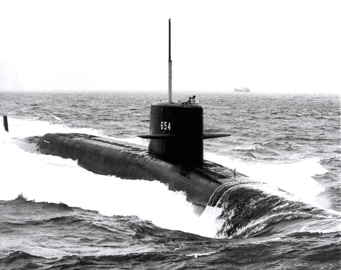 SSBN USS George Washington