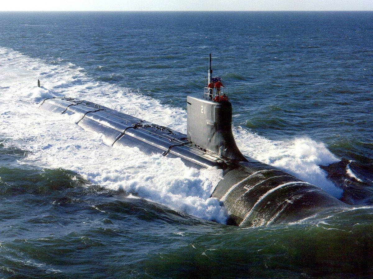 SSN 21 Seawolf