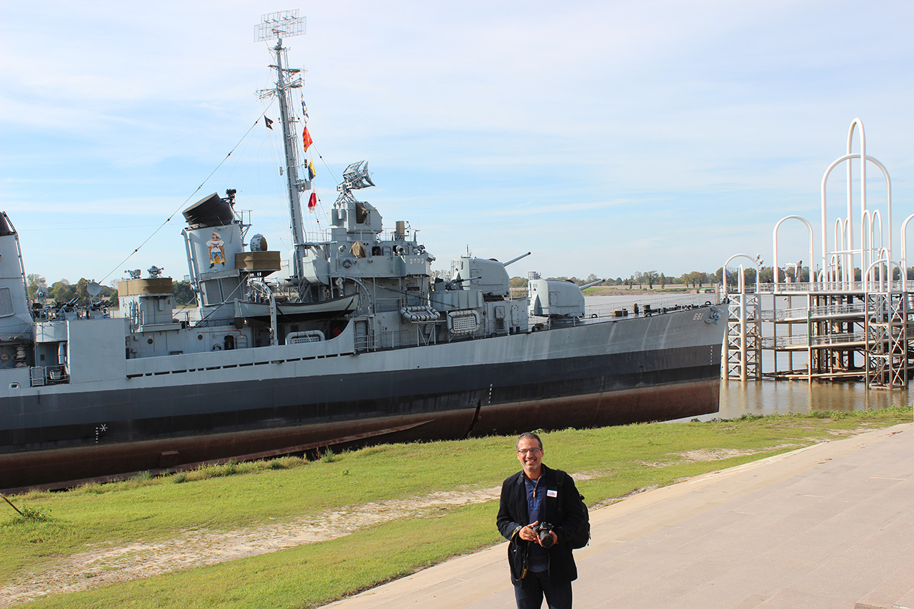 USS Kidd - 1