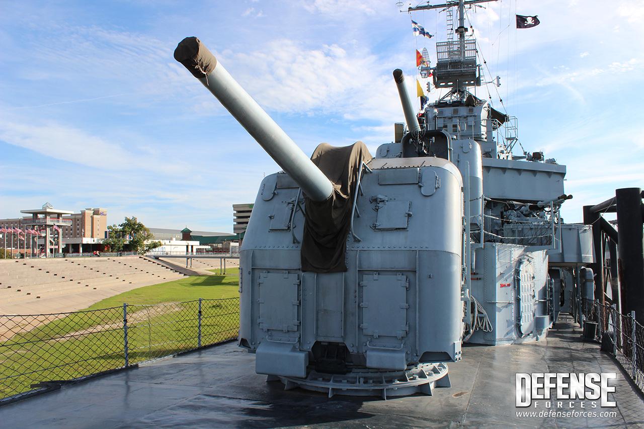USS Kidd - 19