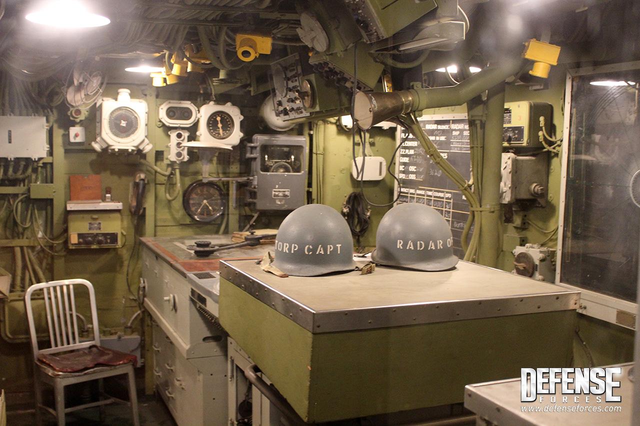 USS Kidd - 21