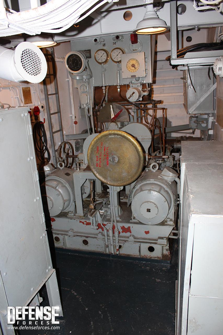 USS Kidd - 22
