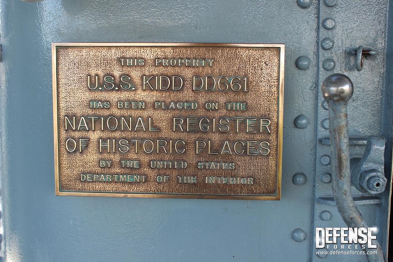 USS Kidd - 23