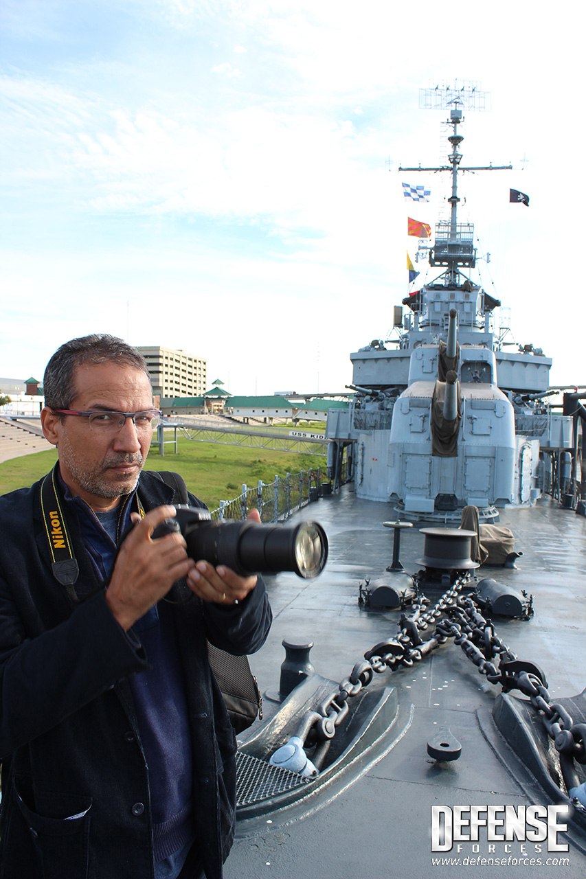 USS Kidd - 24