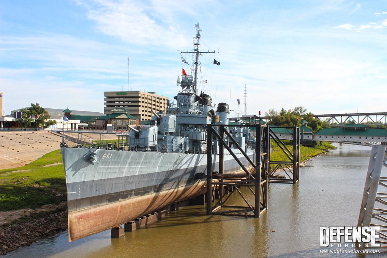 USS Kidd - 26