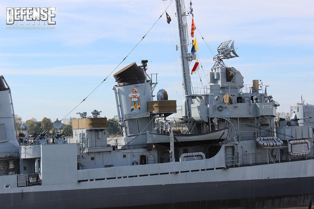 USS Kidd - 29