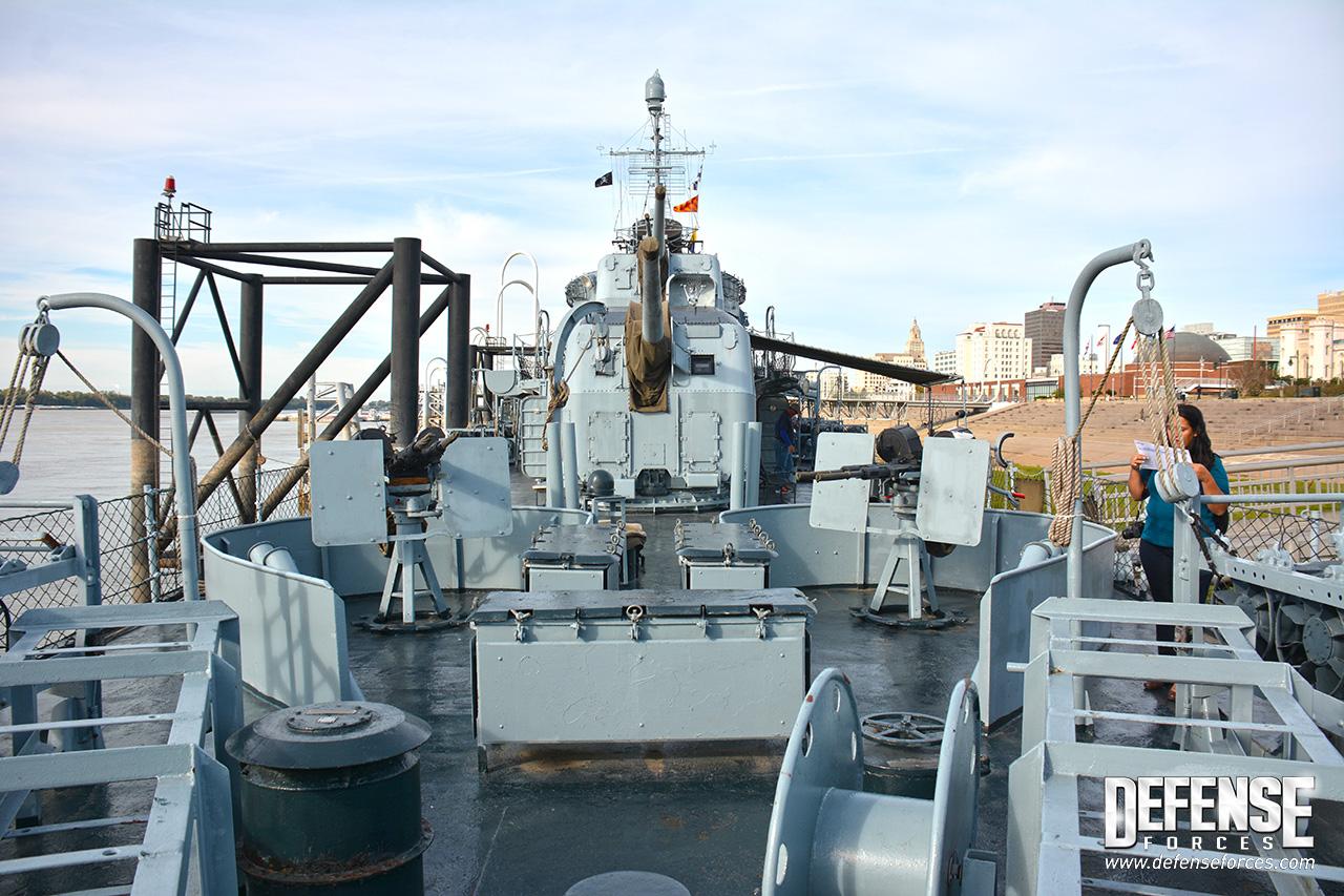 USS Kidd - 4
