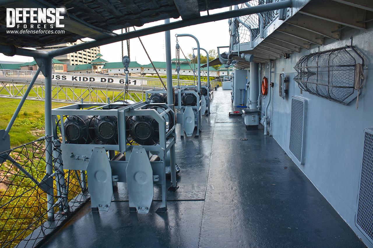 USS Kidd - 5