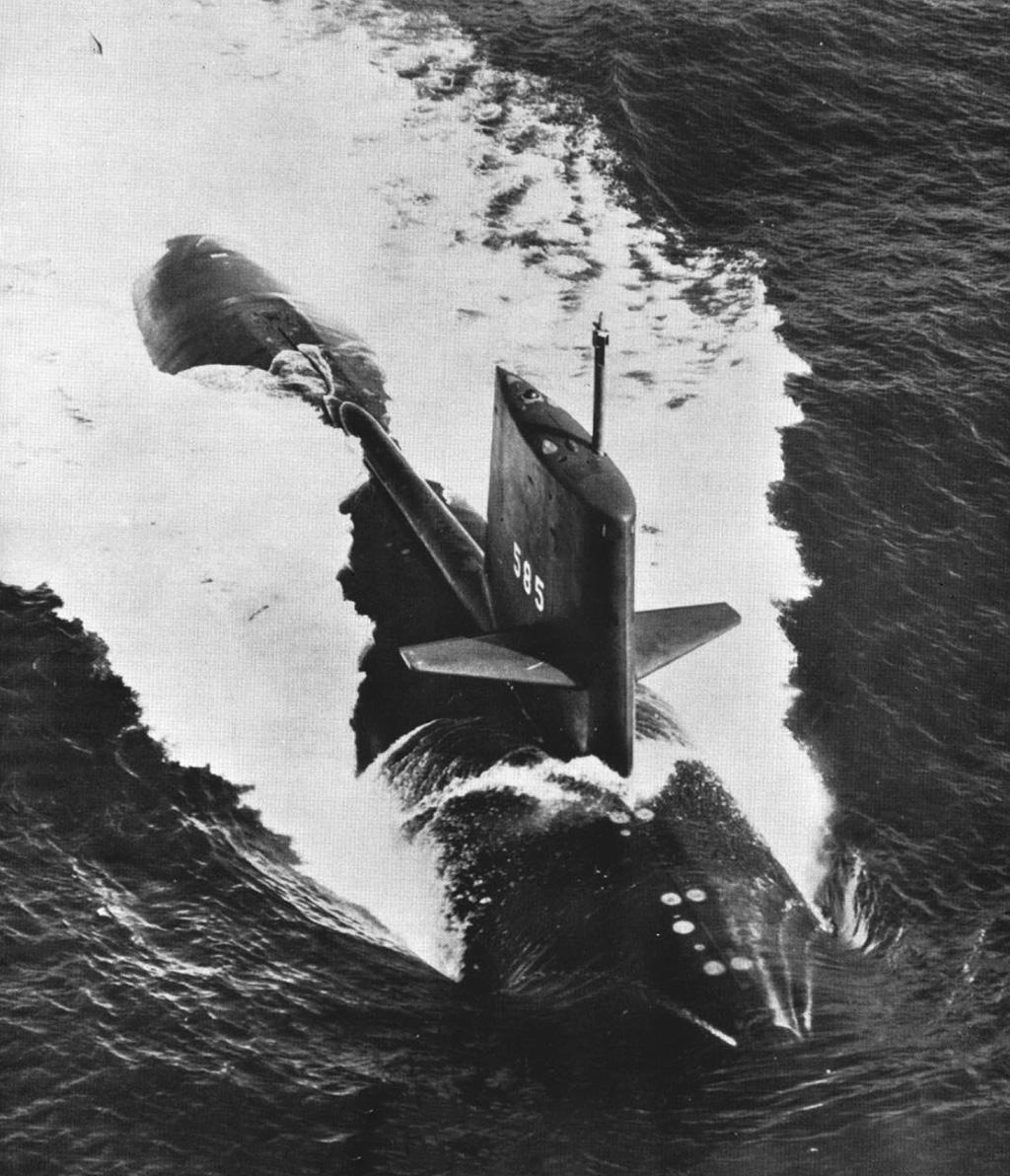 USSSkipjackSSN-585