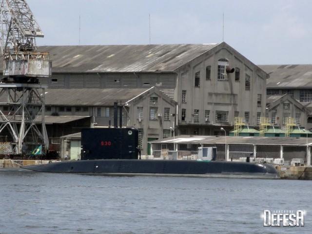 AMRJ em 10jan2016 - foto Nunao - Poder Naval