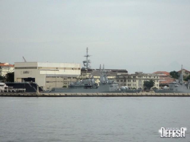 AMRJ em 11jan2016 - foto 2 Nunao - Poder Naval