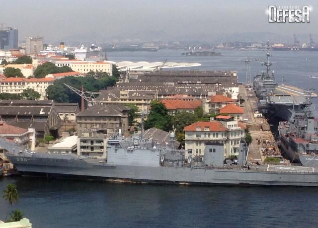 AMRJ em 9jan2016 - foto 6 Nunao - Poder Naval