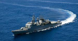 A Fragata Independência da Marinha do Brasil