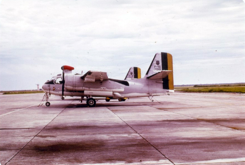 P-16A Tracker