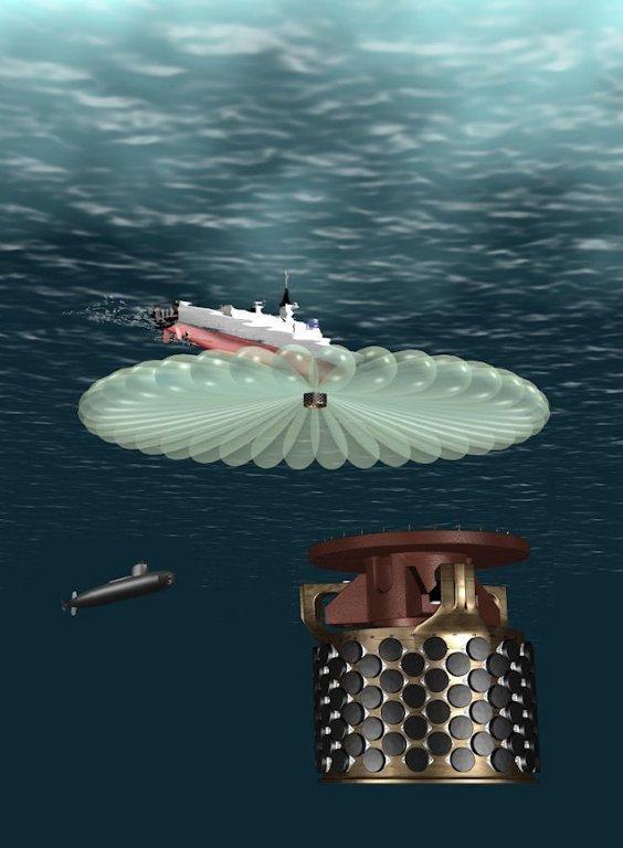 Sonar - imagem Thales