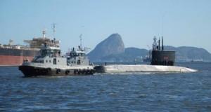 Submarino Tupi - foto MB noticia de 19-2-2016