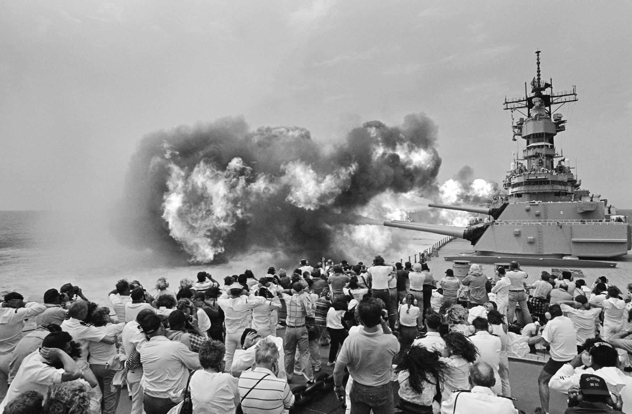 USS Missouri - 2