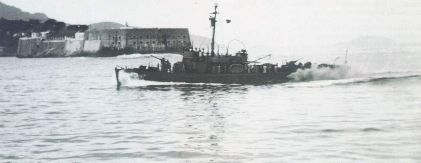 Caça-Submarino Graúna