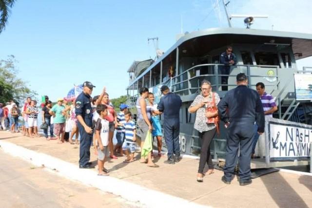 Operacao Celeiro 2016 - foto 3 via Marinha do Brasil