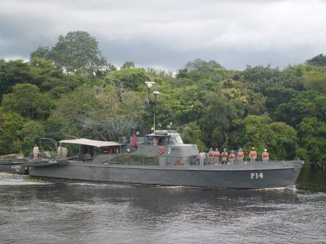 Operacao Celeiro 2016 - foto via Marinha do Brasil