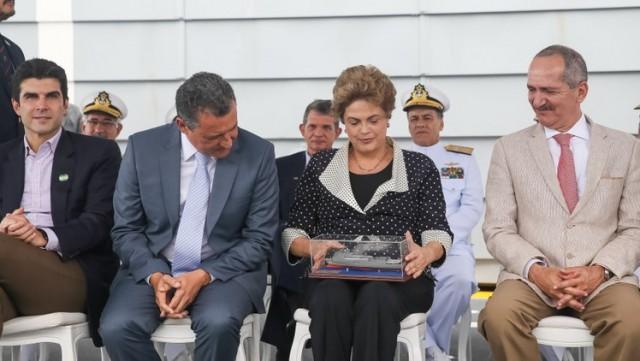 Presidente Dilma Rousseff - apresentacao NDM Bahia - 6-4-2016 - foto 4 Portal do Planalto