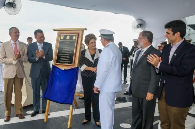 Presidente Dilma Rousseff - apresentacao NDM Bahia - 6-4-2016 - foto 5 Portal do Planalto