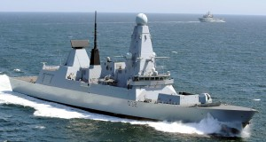 HMS Daring, destróier Type 45 britânico