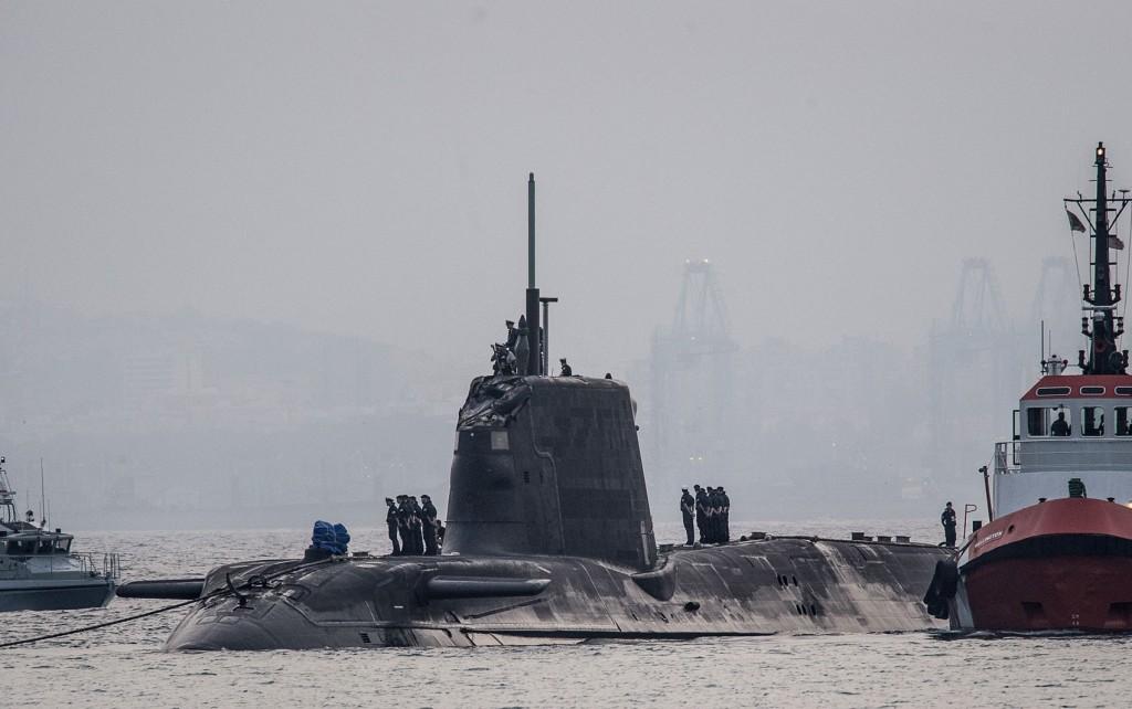 HMS Ambush - 1